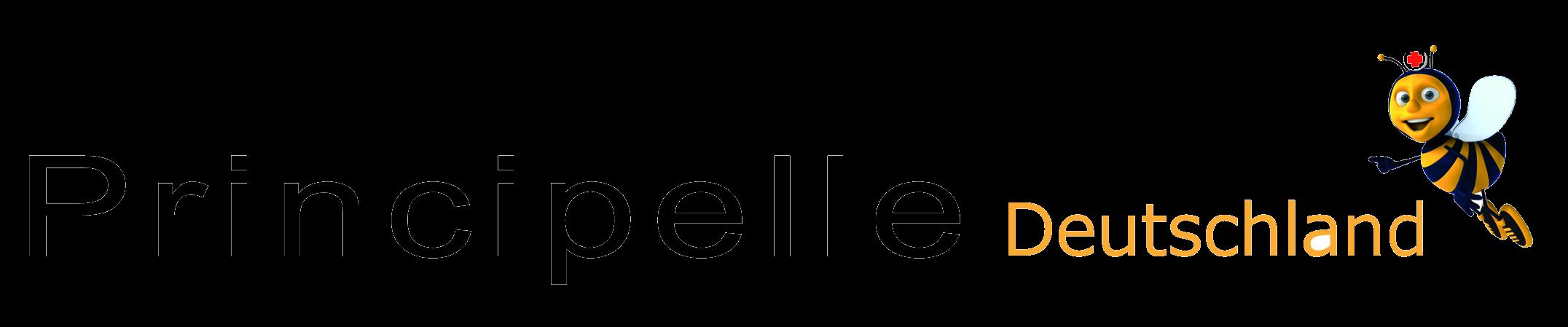 PD Logo mit Biene